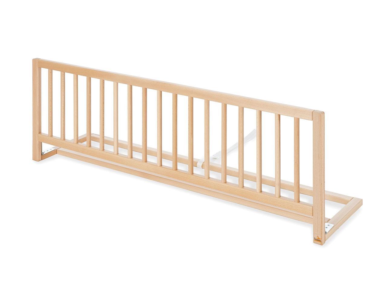 Zábrana na postel PINOLINO Comfort, lakovaný buk