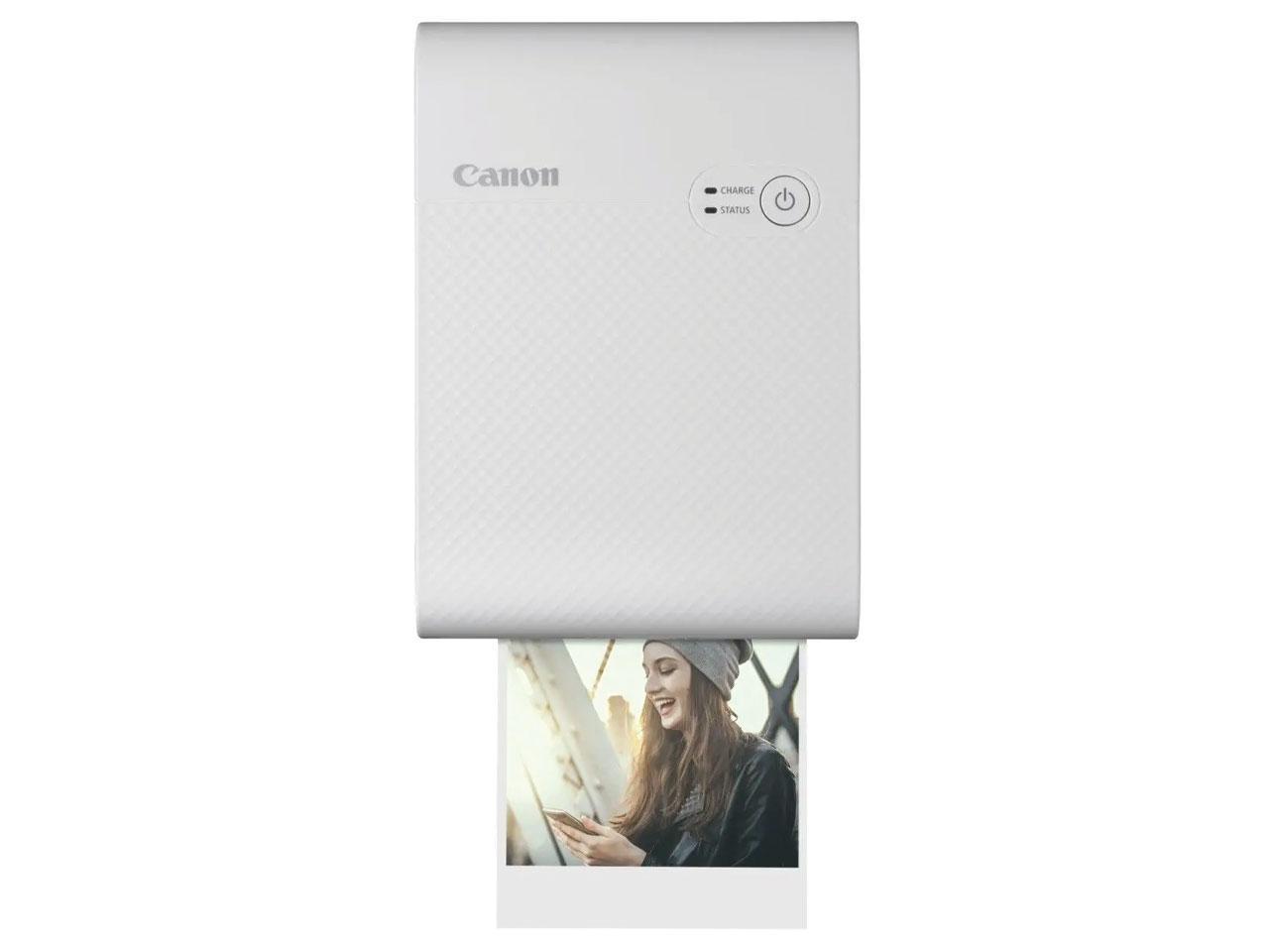 CANON Selphy Square QX10, bílá + 100 Kč na dárky nebo další nákup | CHAT on-line podpora PO-NE do 23