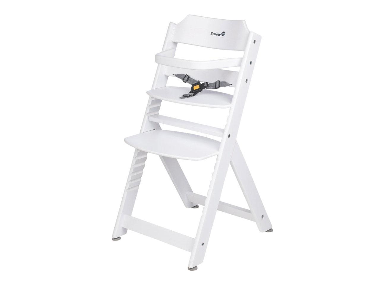 Jídelní židlička SAFETY 1ST Timba Basic, bílá