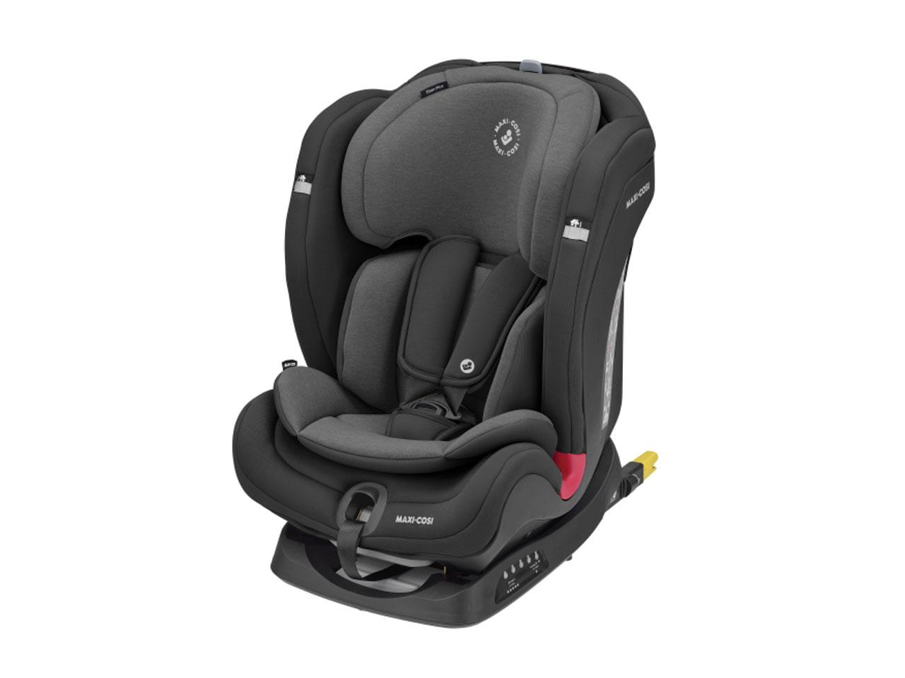 Autosedačka MAXI-COSI Titan Plus 2021, authentic black
