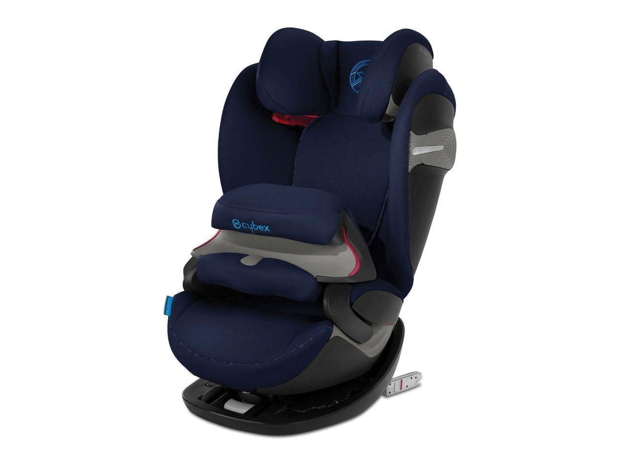 Autosedačka CYBEX Pallas S-Fix 2019, Indigo blue