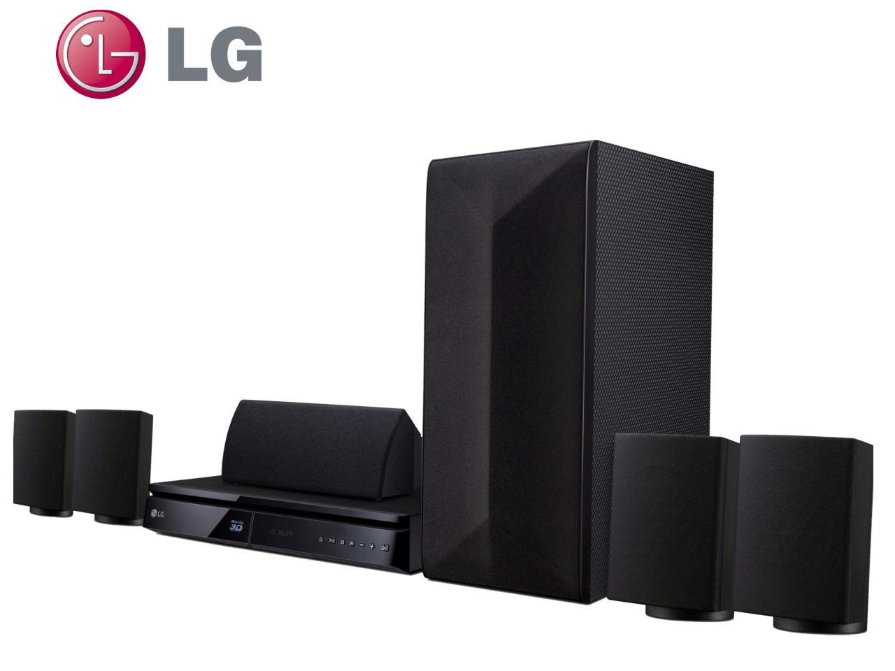 LG LHA725 + 200 Kč na dárky nebo další nákup | CHAT on-line podpora PO-PÁ 8-22.00!!
