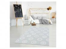 Dětský koberec LIVONE Happy Rugs dvojité tečky, 160 x 230 cm