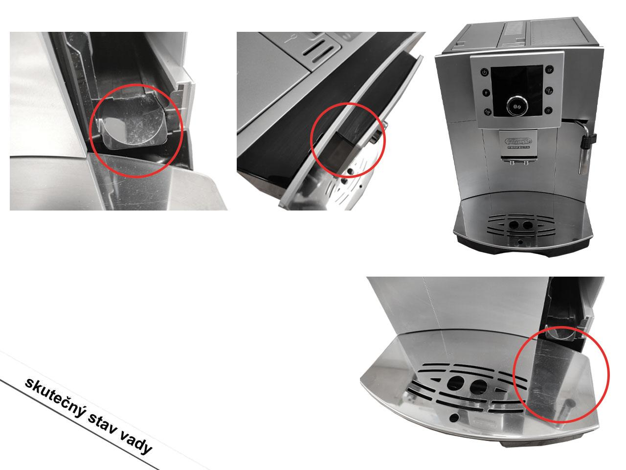 Automatický kávovar DELONGHI ESAM 5400 Perfecta