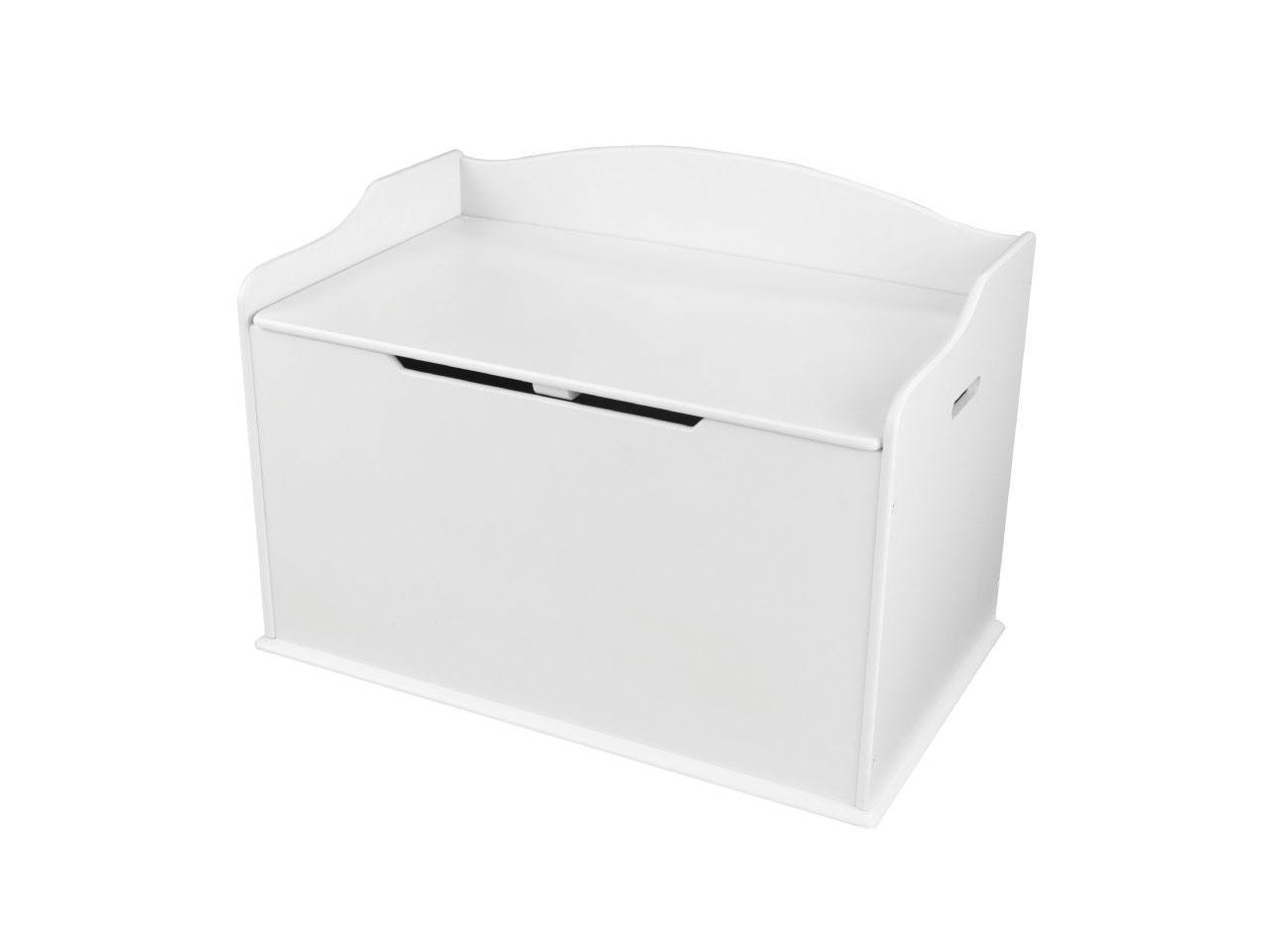Úložný box KIDKRAFT Austin truhla, bílá