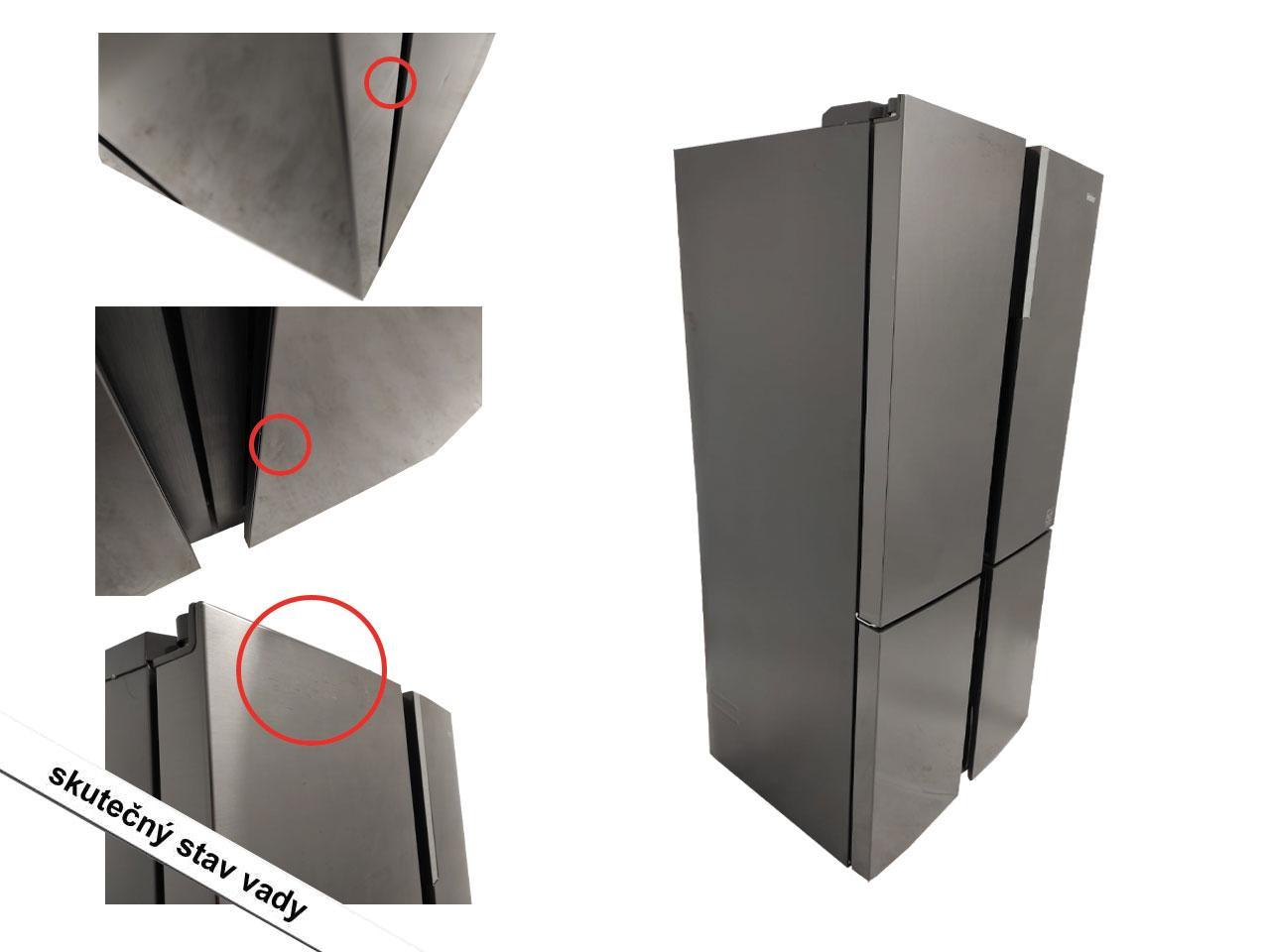 Chladnička HAIER HTF-610DSN7 + záruka 5 let + záruka 12 let na kompresor!