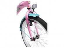 Dětské kolo BIKESTAR Premium 20 Classic pink