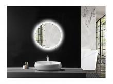 LED světlo DSK Mirror Silver Space