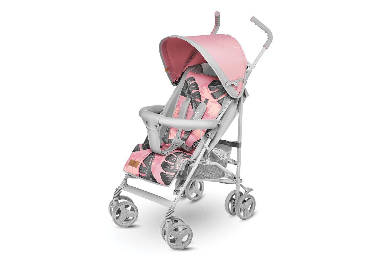 Golfový kočárek LIONELO ELIA Tropical pink 2020