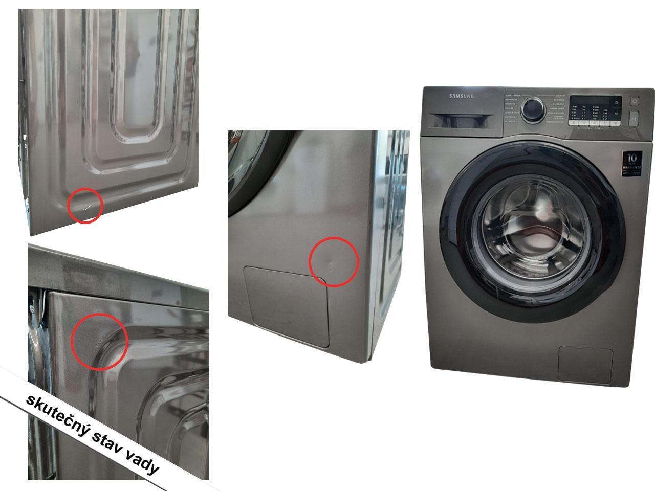 Automatická pračka SAMSUNG WW70TA049AX/EG + 5 let záruka na motor!