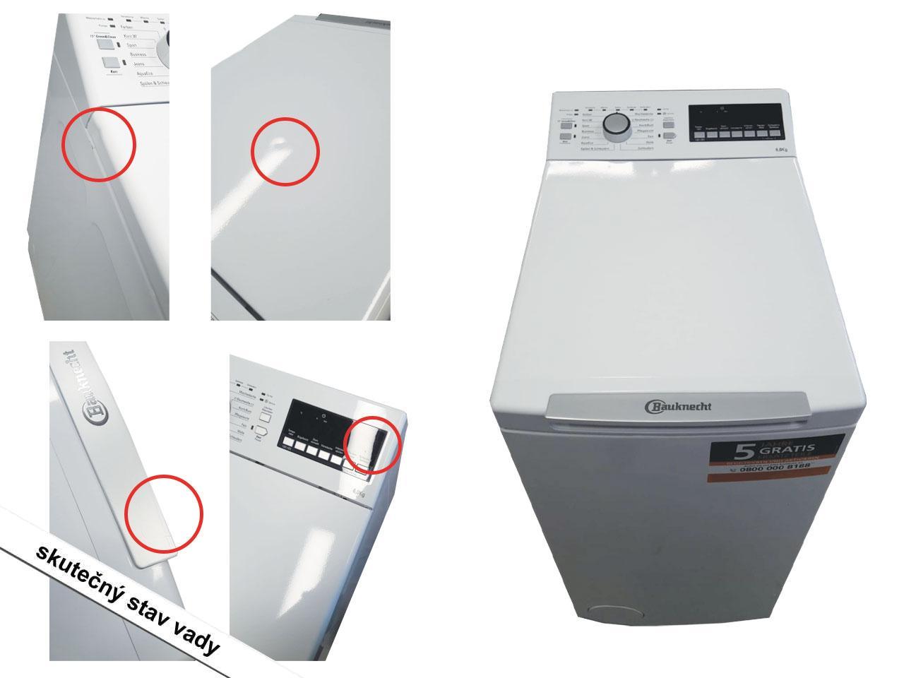 Automatická pračka BAUKNECHT WAT 6312