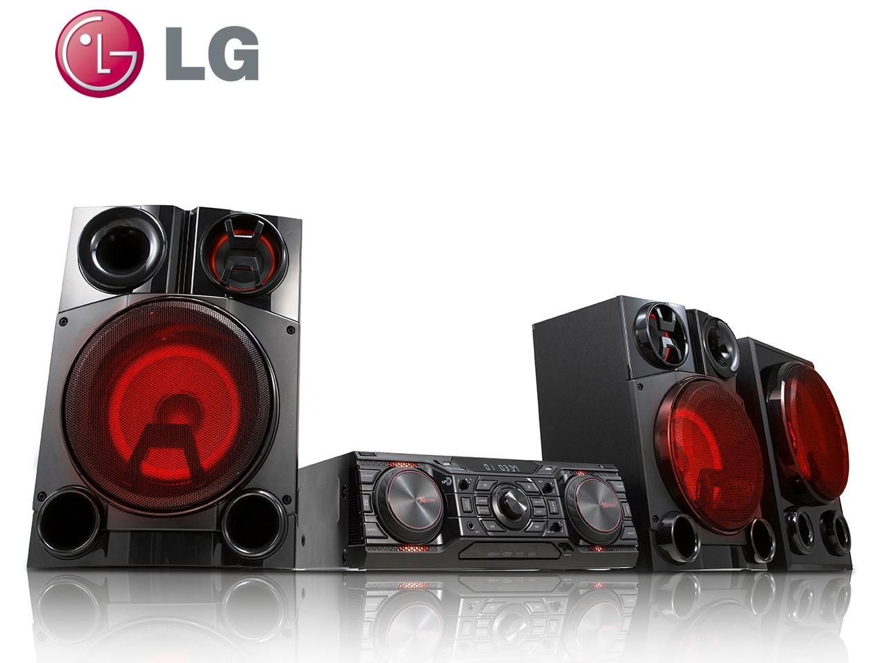 LG CM8450 + 500 Kč na dárky nebo další nákup | CHAT on-line podpora PO-PÁ 8-22.00!!