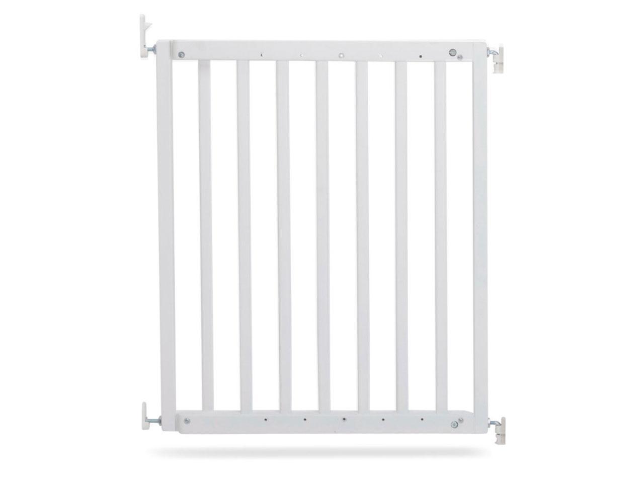 Zábrana do dveří a schodišť GEUTHER 63-103,5 cm, bílá