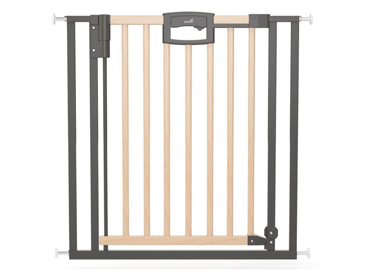 Zábrana do dveří GEUTHER Easylock Wood Plus 2792 80,5 - 88,5 cm