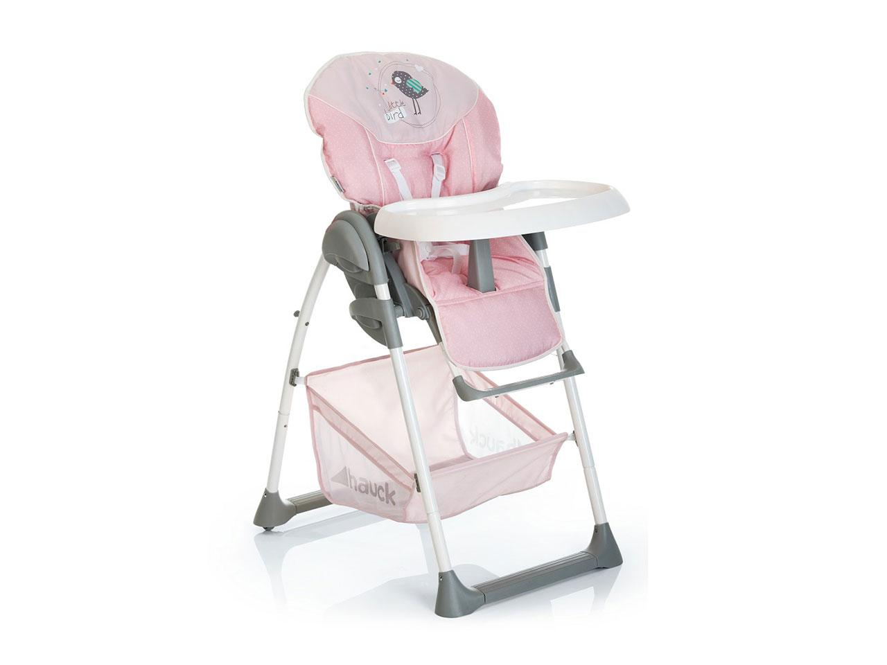 Jídelní židlička HAUCK Sit N Relax 2v1, birdie