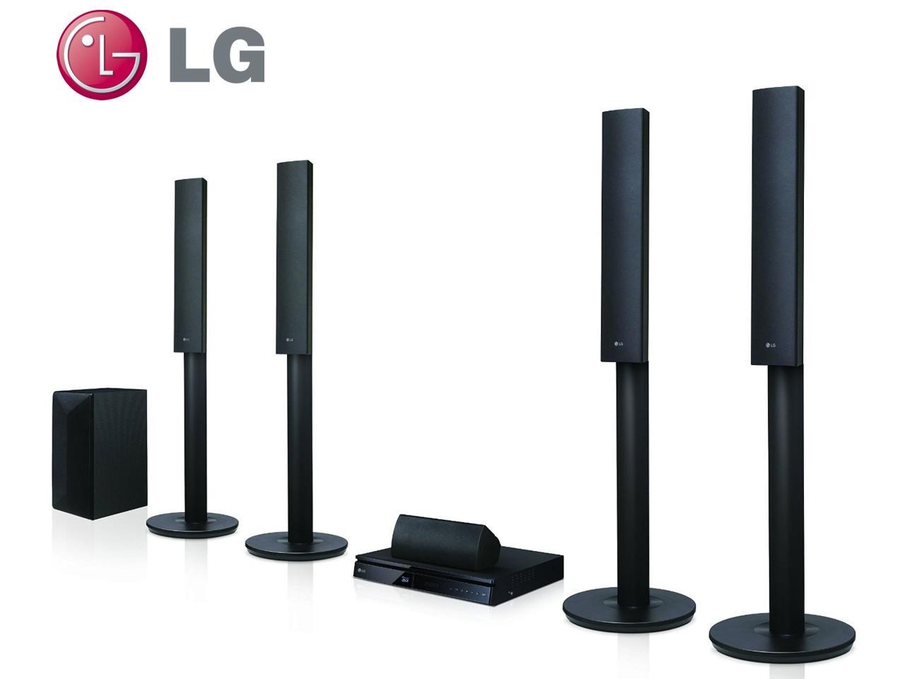 LG LHA755 + 300 Kč na dárky nebo další nákup | CHAT on-line podpora PO-PÁ 8-22.00!!