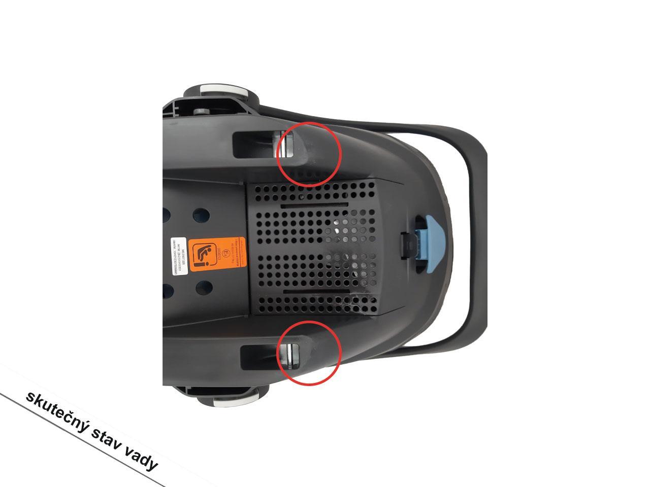 Autosedačka MOON X1 Plus, black