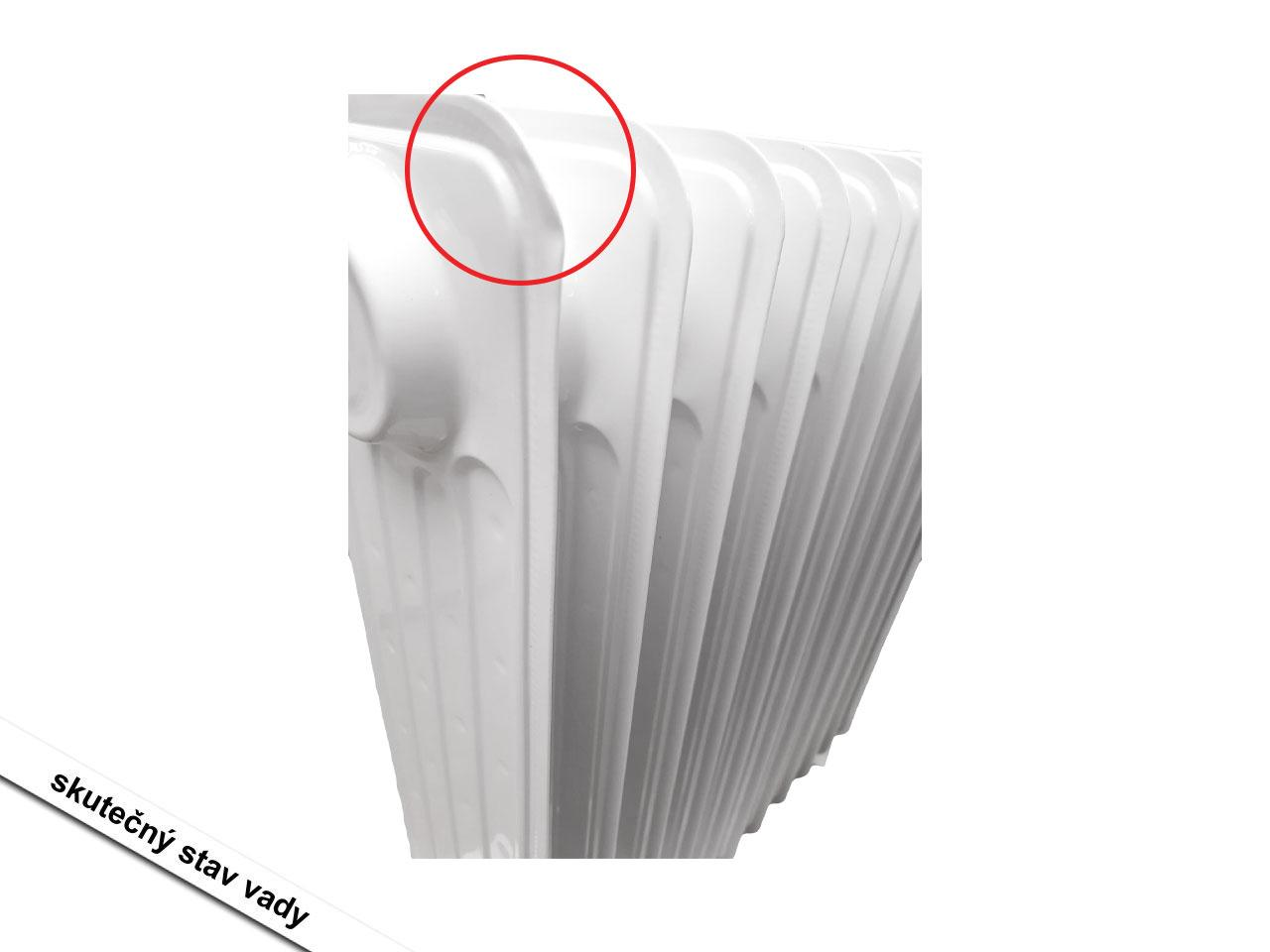 Olejový radiátor VOLTOMAT Heating 2500 W
