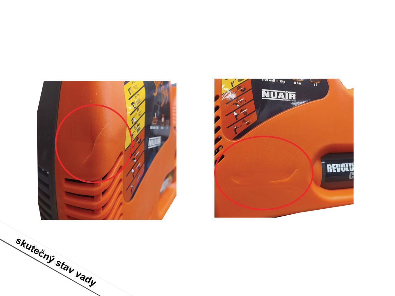 Kompresor NUAIR Super Boxy Air (8215240)
