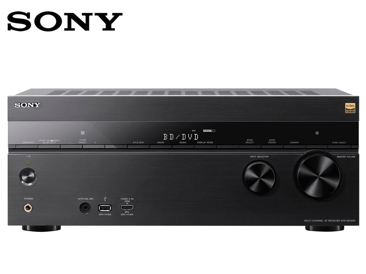 SONY STR-DN1060 + 500 Kč na dárky nebo další nákup | CHAT on-line podpora PO-PÁ 8-22.00!!