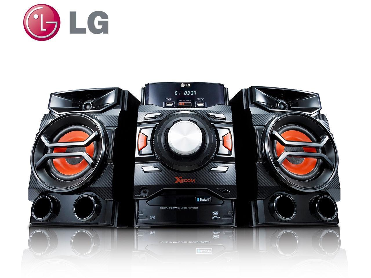 LG CM4350 + 200 Kč na dárky nebo další nákup | CHAT on-line podpora PO-PÁ 8-22.00!!