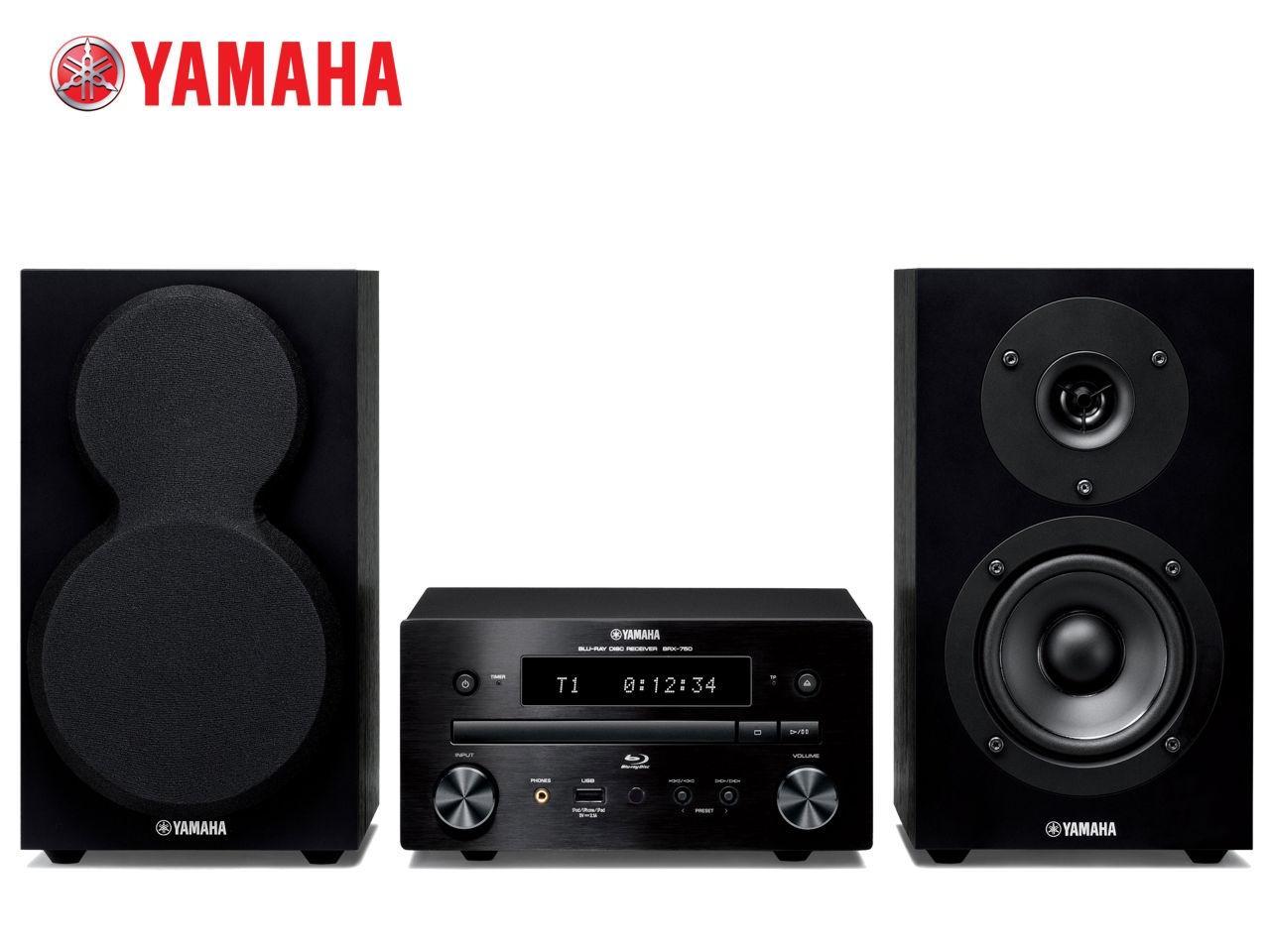 YAMAHA MCR-750 BB + 400 Kč na dárky nebo další nákup | CHAT on-line podpora PO-PÁ 8-22.00!!