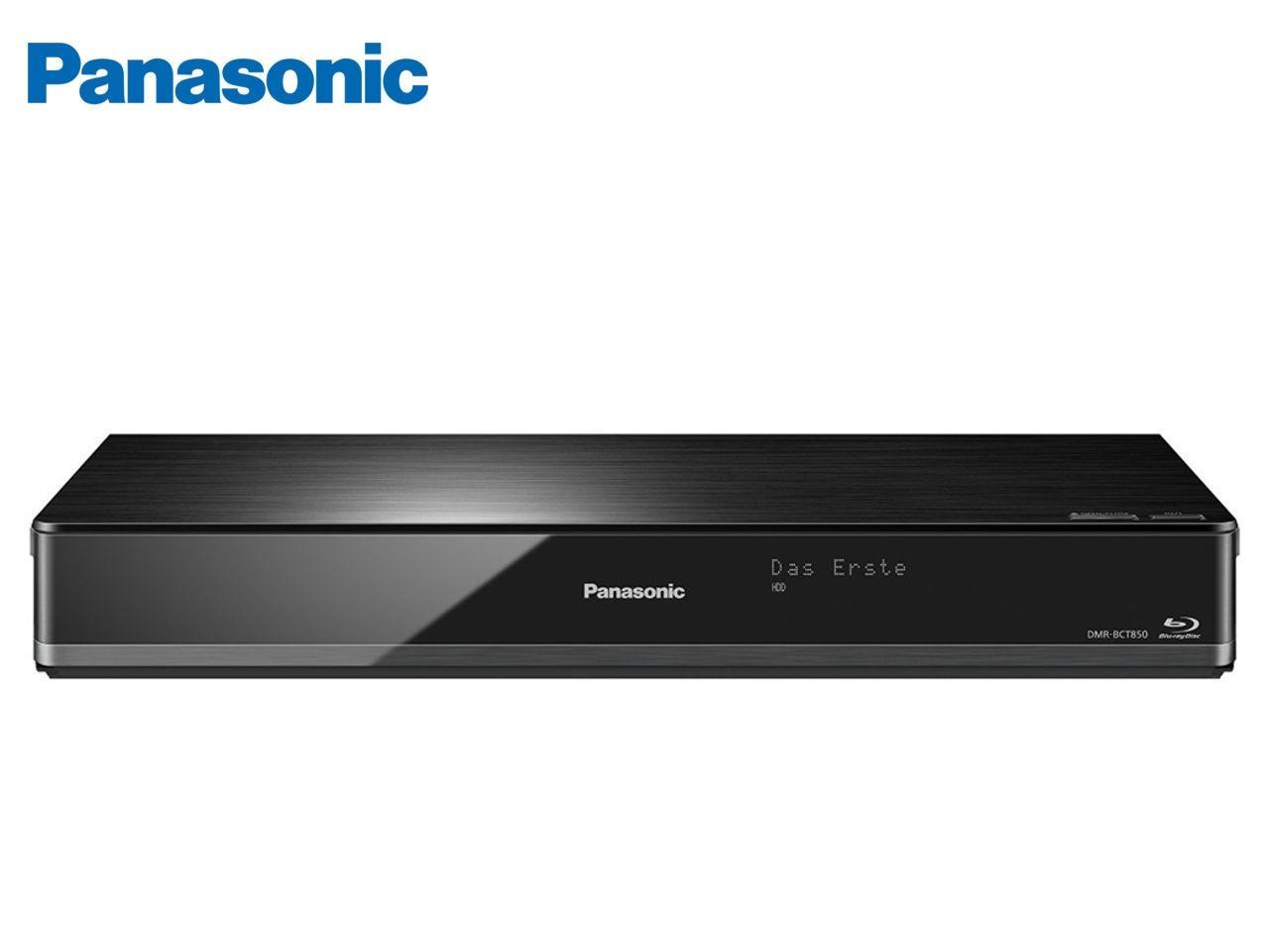 PANASONIC DMR-BST850EG + 500 Kč na dárky nebo další nákup | CHAT on-line podpora PO-PÁ 8-22.00!!