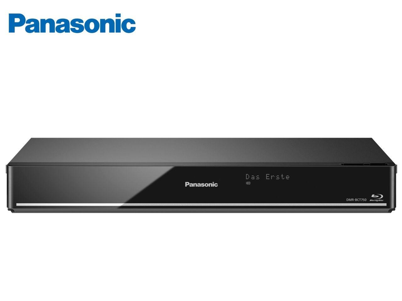 PANASONIC DMR-BST750EG + 400 Kč na dárky nebo další nákup | CHAT on-line podpora PO-PÁ 8-22.00!!