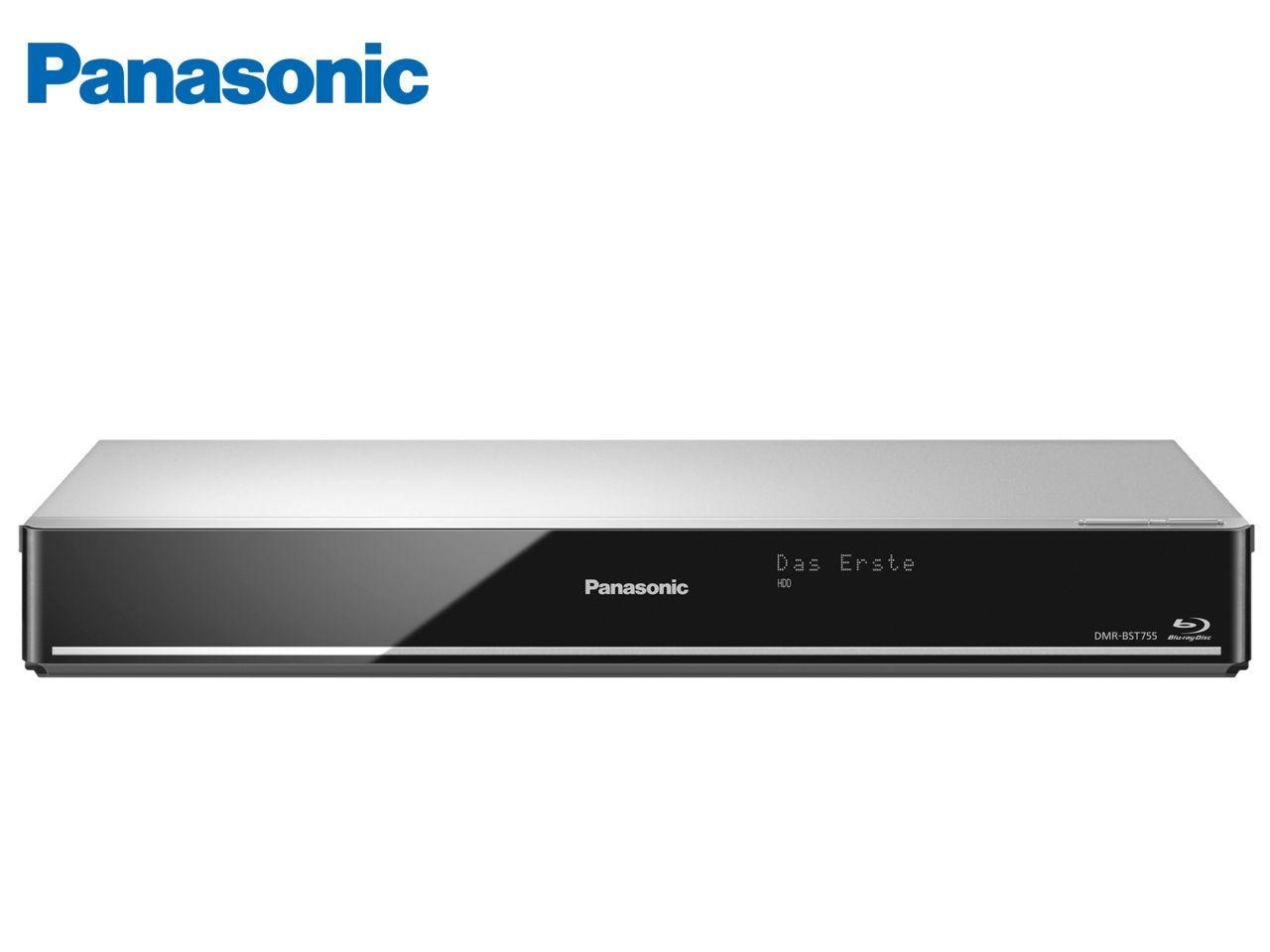 PANASONIC DMR-BST755EG + 400 Kč na dárky nebo další nákup | CHAT on-line podpora PO-PÁ 8-22.00!!