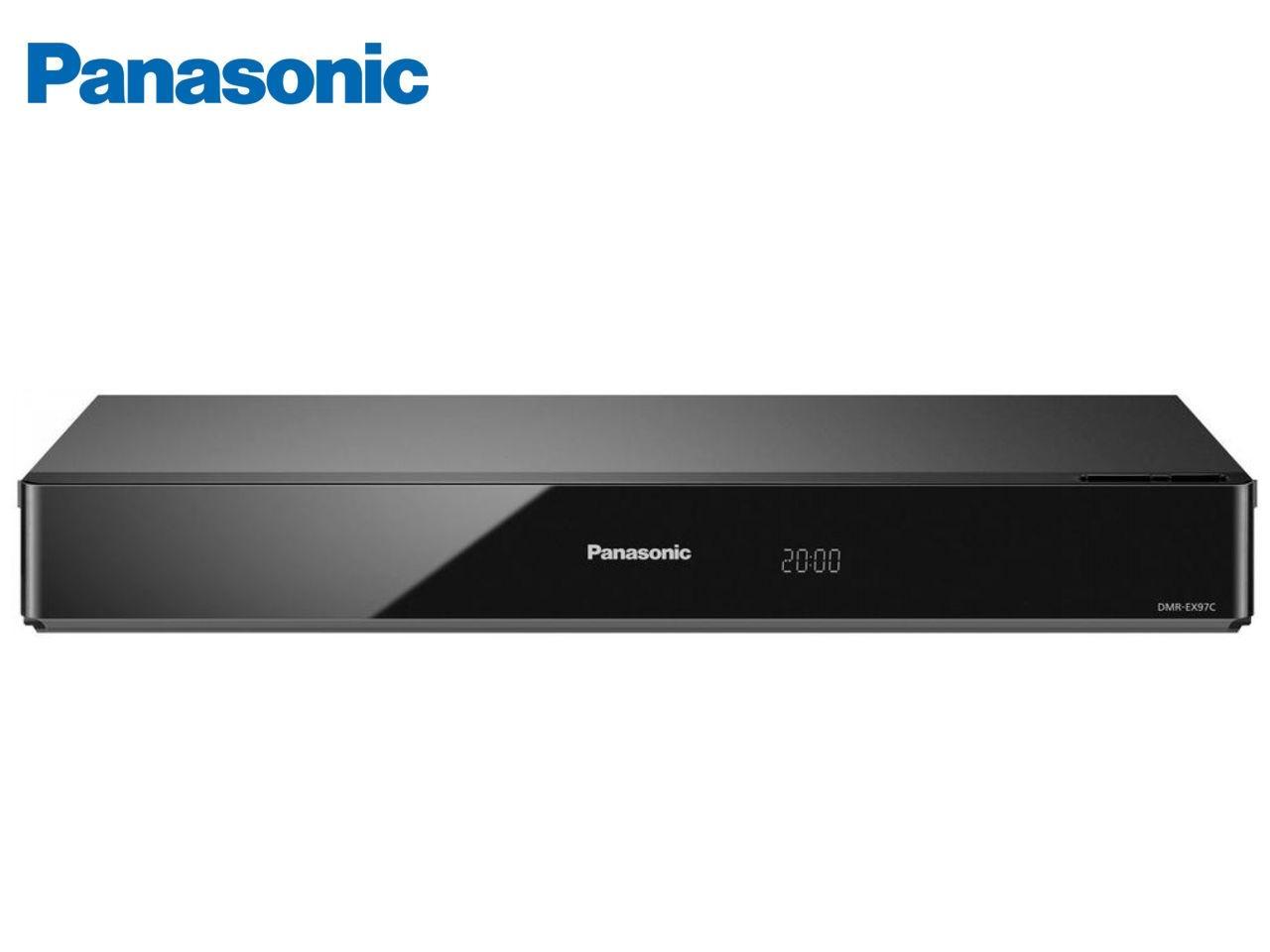 PANASONIC DMR-EX97SEG-K + 400 Kč na dárky nebo další nákup | CHAT on-line podpora PO-PÁ 8-22.00!!