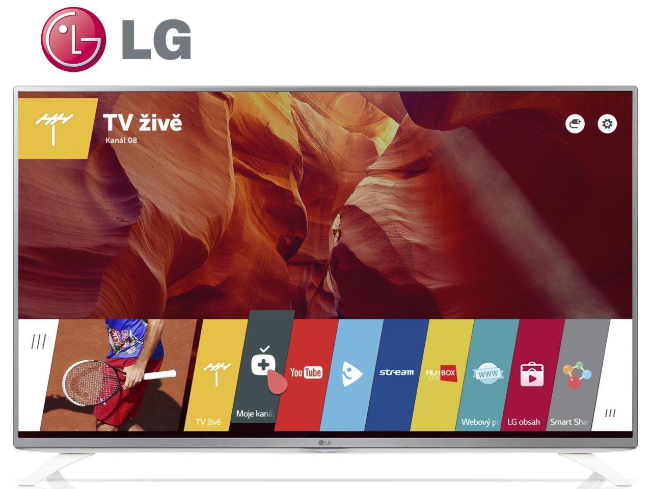 LG 49LF590V + 500 Kč na dárky nebo další nákup | CHAT on-line podpora PO-PÁ 8-22.00!!