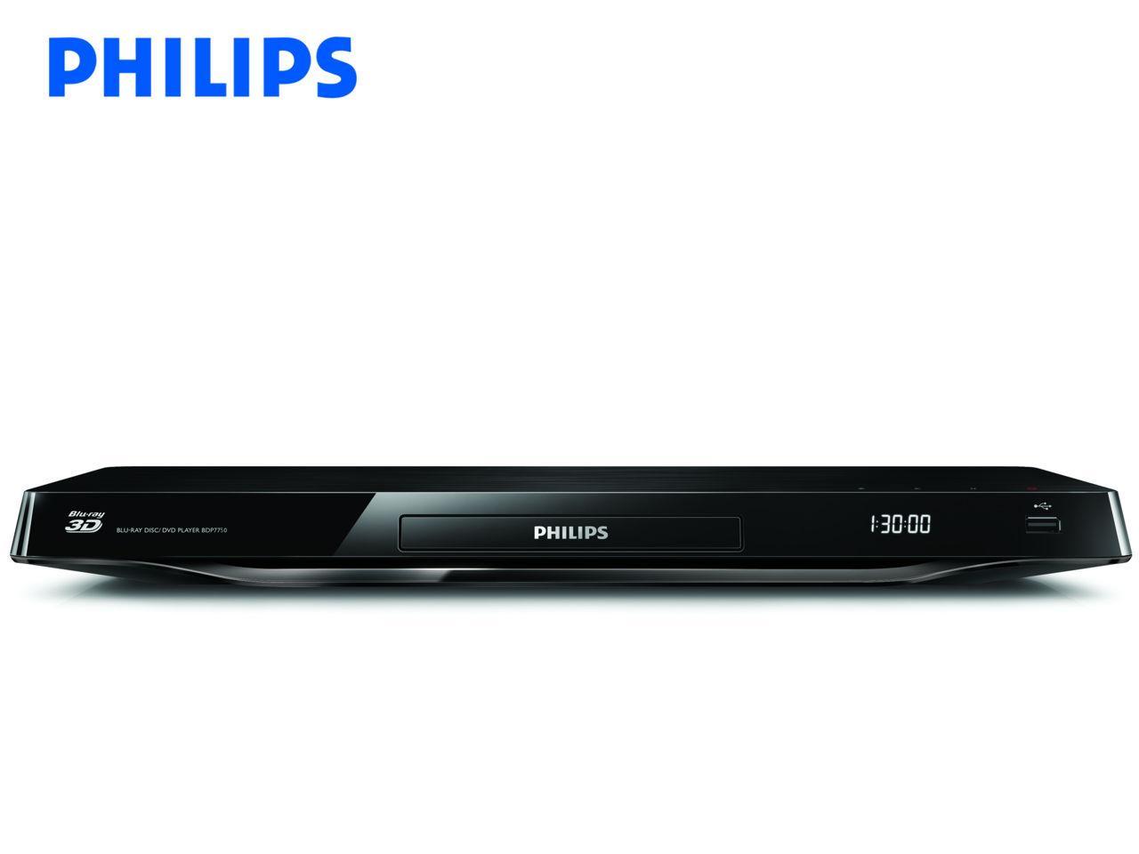 PHILIPS BDP7750 + 200 Kč na dárky nebo další nákup | CHAT on-line podpora PO-PÁ 8-22.00!!