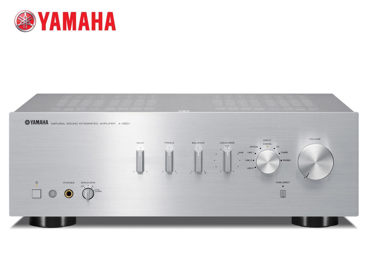 YAMAHA A-S501 S + 400 Kč na dárky nebo další nákup | CHAT on-line podpora PO-PÁ 8-22.00!!
