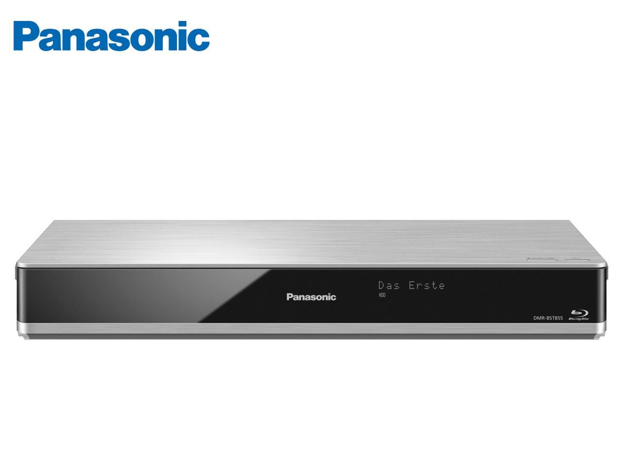 PANASONIC DMR-BST855EG + 500 Kč na dárky nebo další nákup | CHAT on-line podpora PO-PÁ 8-22.00!!