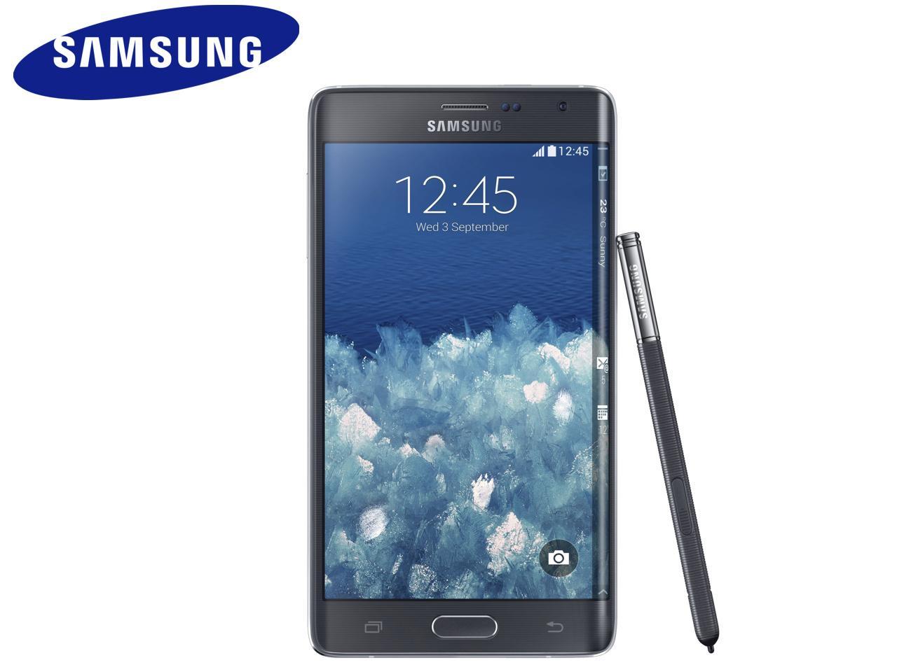 SAMSUNG Galaxy Note Edge (SM-N915FY), 32 GB, černý + 500 Kč na dárky nebo další nákup | CHAT on-line podpora PO-PÁ 8-22.00!!