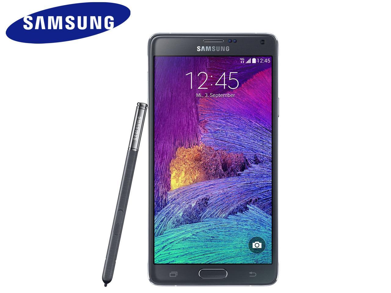 SAMSUNG Galaxy Note 4 (SM-N910F), 32 GB, černý + 400 Kč na dárky nebo další nákup | CHAT on-line podpora PO-PÁ 8-22.00!!