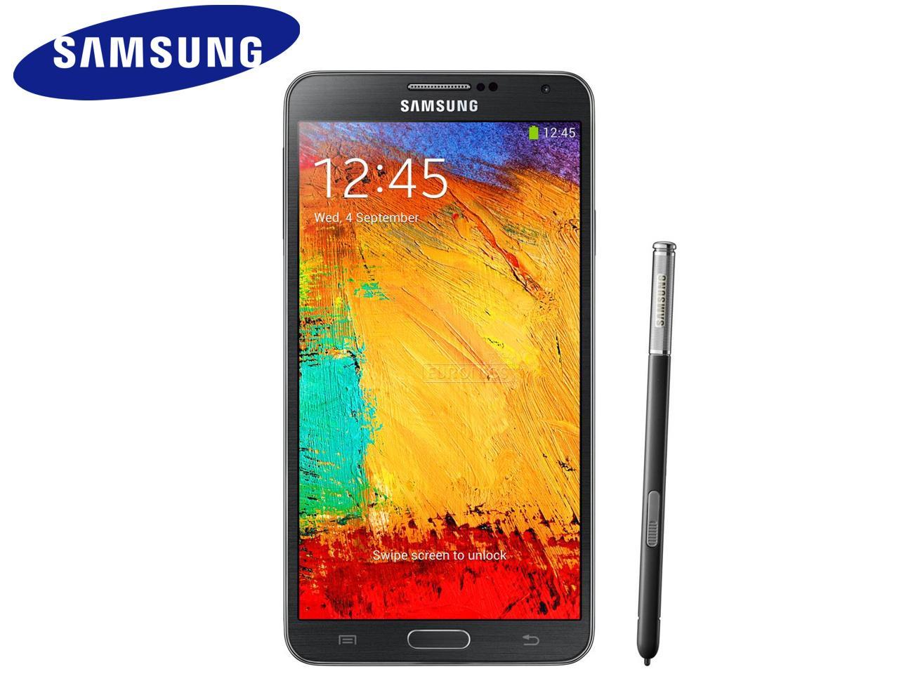 SAMSUNG Galaxy Note 3 (SM-N9005), 32 GB, černý + 300 Kč na dárky nebo další nákup | CHAT on-line podpora PO-PÁ 8-22.00!!