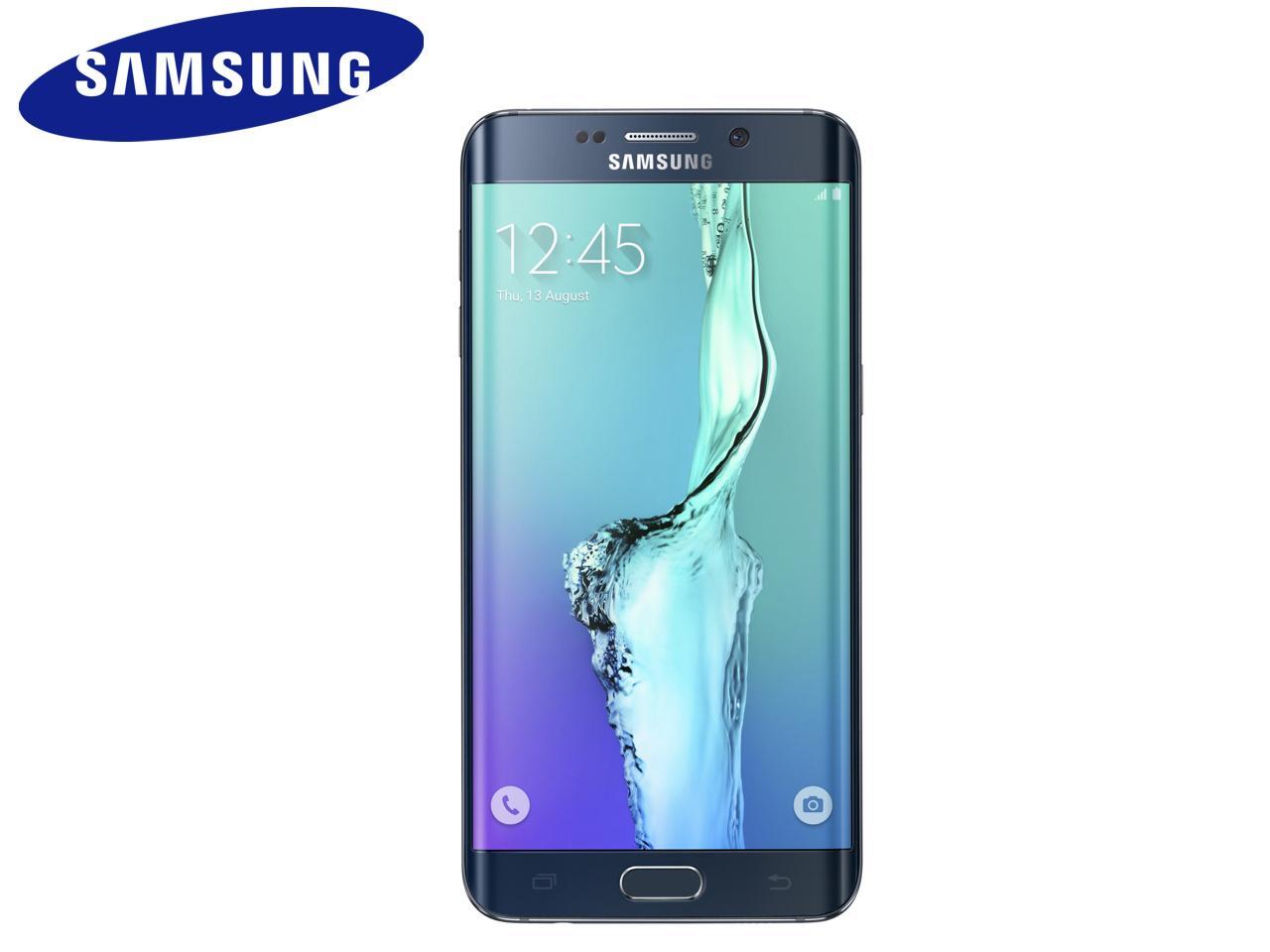 SAMSUNG Galaxy S6 Edge+ (SM-G928F), 64 GB, černý + 500 Kč na dárky nebo další nákup | CHAT on-line podpora PO-PÁ 8-22.00!!