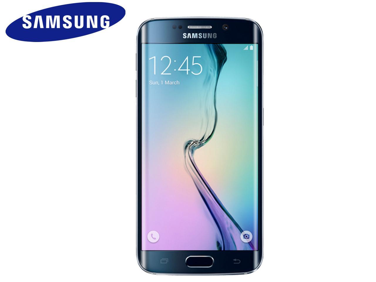 SAMSUNG Galaxy S6 Edge (SM-G925F), 32 GB, černý + 400 Kč na dárky nebo další nákup | CHAT on-line podpora PO-PÁ 8-22.00!!