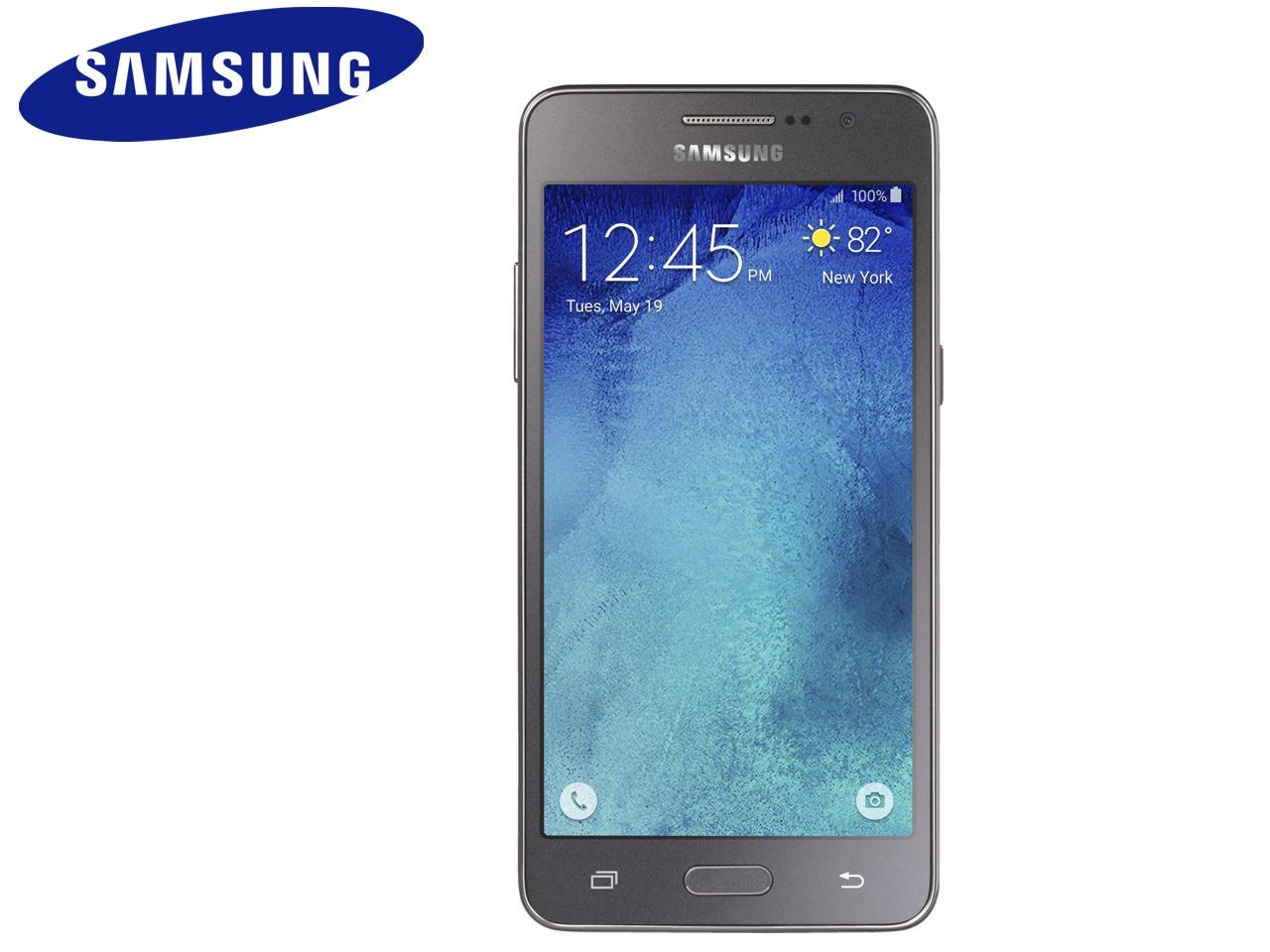 SAMSUNG Galaxy Grand Prime VE G531, 8 GB, šedý + 100 Kč na dárky nebo další nákup | CHAT on-line podpora PO-PÁ 8-22.00!!