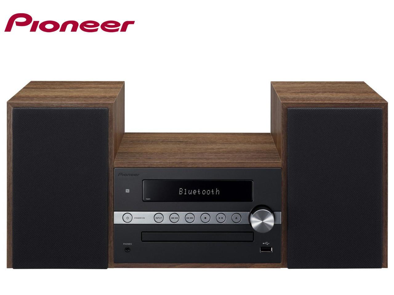 PIONEER X-CM56-K + 200 Kč na dárky nebo další nákup | CHAT on-line podpora PO-PÁ 8-22.00!!