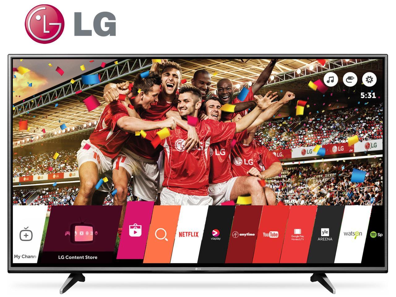 LG 55UH600V + 500 Kč na dárky nebo další nákup | CHAT on-line podpora PO-PÁ 8-22.00!!