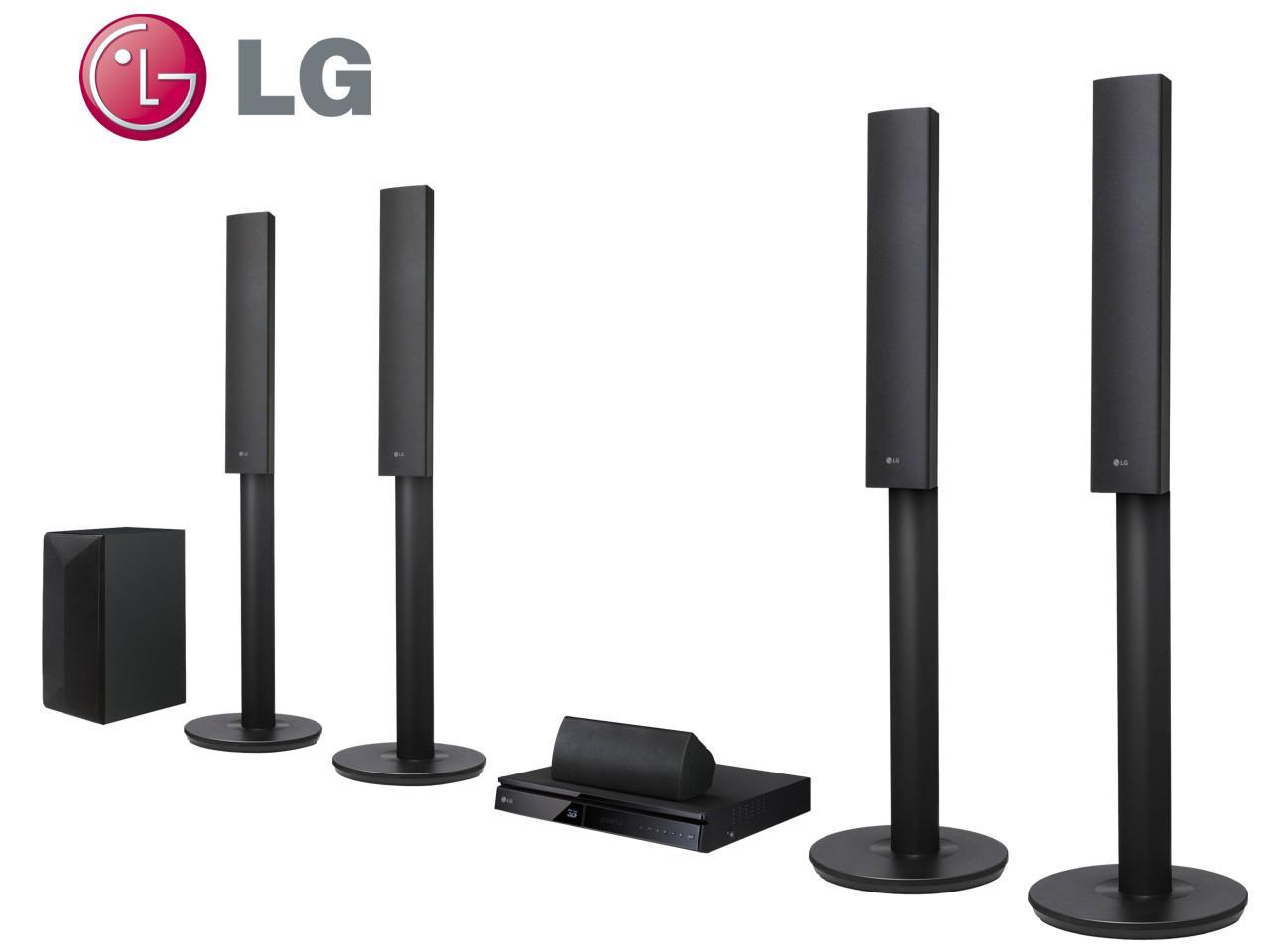 LG LHB655 + 300 Kč na dárky nebo další nákup | CHAT on-line podpora PO-PÁ 8-22.00!!