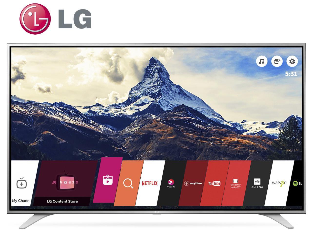 LG 49UH650V (ekv. model 49UH6507) + 500 Kč na dárky nebo další nákup | CHAT on-line podpora PO-PÁ 8-22.00!!