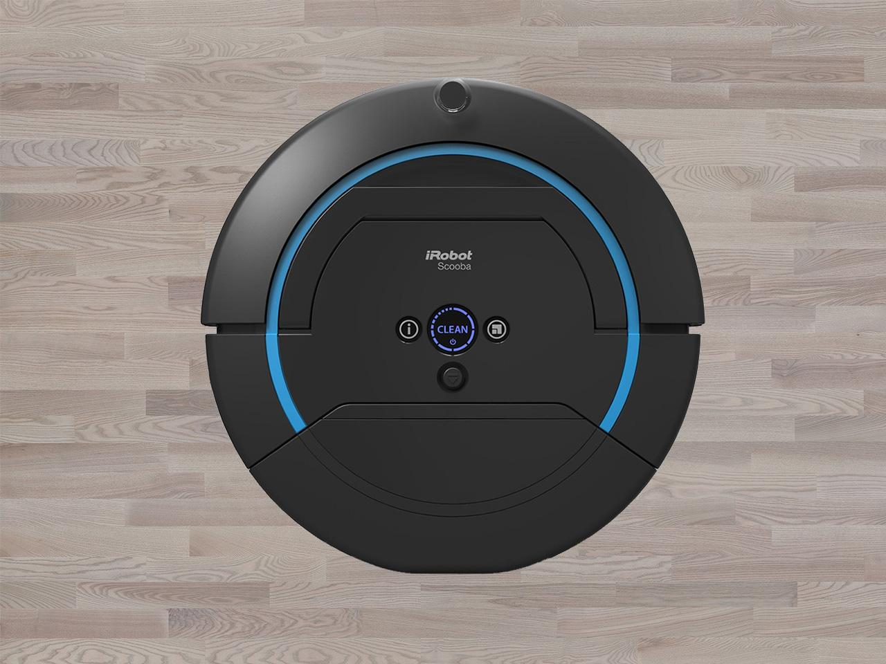 iRobot Scooba 450 + 500 Kč na dárky nebo další nákup | CHAT on-line podpora PO-PÁ 8-22.00!!