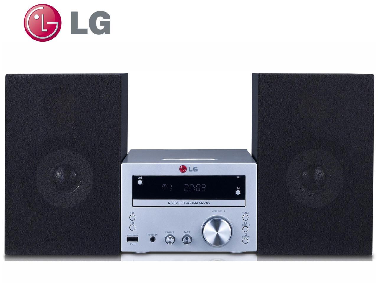 LG CM2031 + 100 Kč na dárky nebo další nákup | CHAT on-line podpora PO-PÁ 8-22.00!!