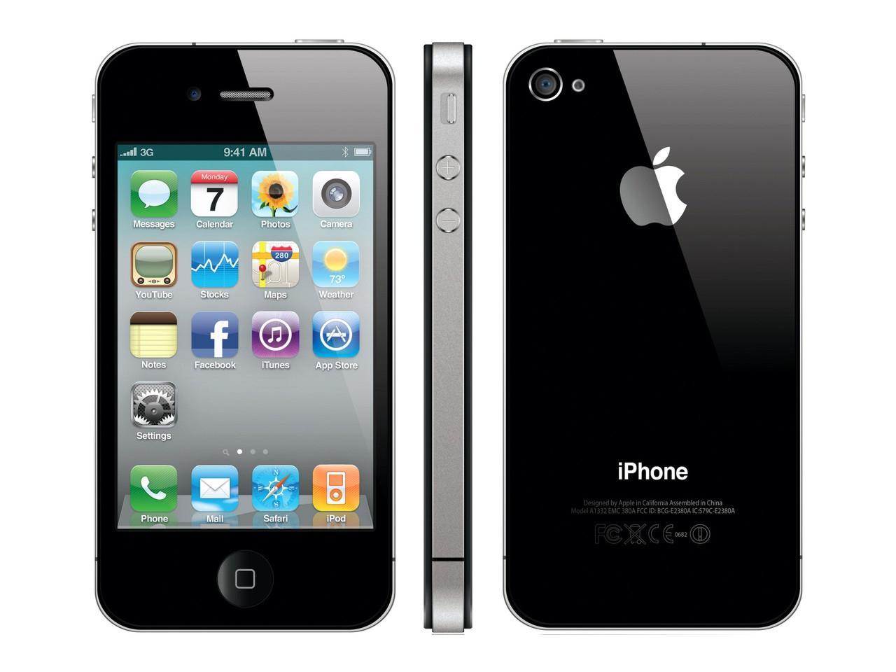 Apple iPhone 4S, 64 GB, černý, bulk balení + 200 Kč na dárky nebo další nákup | CHAT on-line podpora PO-PÁ 8-22.00!!