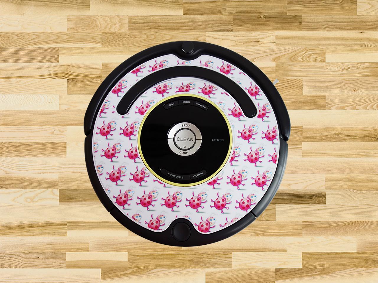 iRobot Roomba 650 iDress Ladybug Army