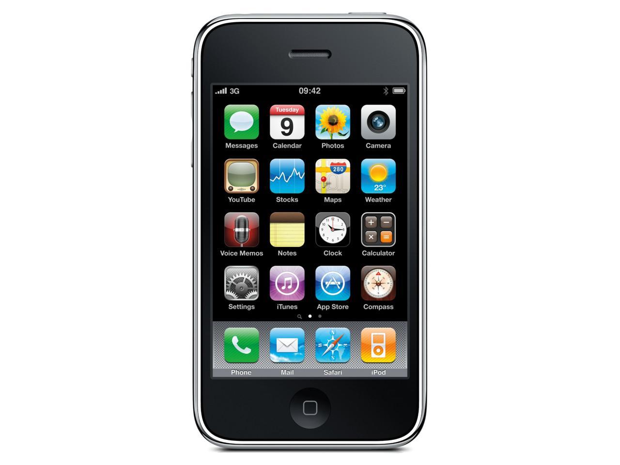 Apple iPhone 3GS, 32 GB, černý, bulk balení + 100 Kč na dárky nebo další nákup | CHAT on-line podpora PO-PÁ 8-22.00!!