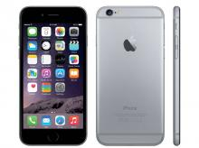 APPLE iPhone 6, 32 GB, šedý, CZ distribuce